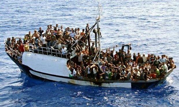 Chùm ảnh: cận cảnh kinh hoàng làn sóng người nhập cư ảnh 9