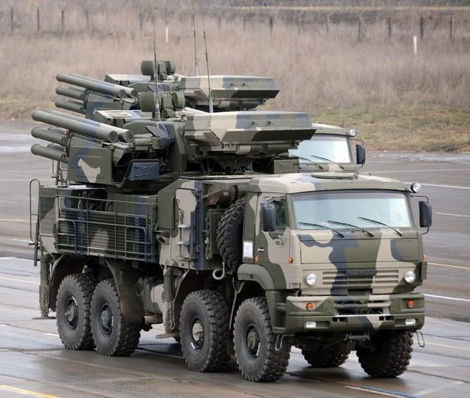 Lá chắn phòng không và sự hình thành lực lượng quân sự then chốt ở Trung Đông ảnh 5