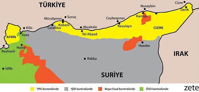 Thổ Nhĩ Kỳ liều lĩnh bắn hạ Su-24 và mưu đồ thực sự của Ankara ảnh 1