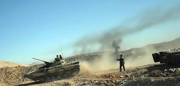Syria dồn dập tấn công, Mỹ đe dọa trừng phạt Nga và Iran ảnh 3