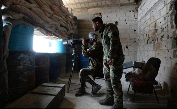 Nga nhận bảo vệ quân đội Syria từ trên không, NATO không triển khai bộ binh ở Syria ảnh 11
