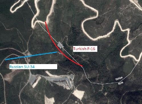 Nghi vấn không quân Nga đánh chặn F-16 Thổ Nhĩ Kỳ ảnh 4