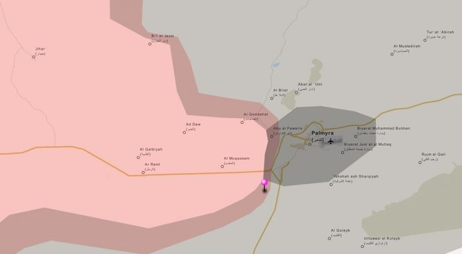 Chiến sự Syria sau hai tháng không kích dữ dội của không quân Nga (phần 2) ảnh 2