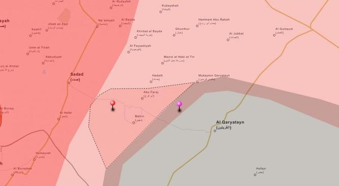 Chiến sự Syria sau hai tháng không kích dữ dội của không quân Nga (phần 2) ảnh 3