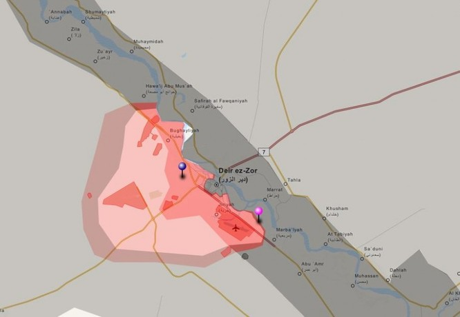 Chiến sự Syria sau hai tháng không kích dữ dội của không quân Nga (phần 2) ảnh 5
