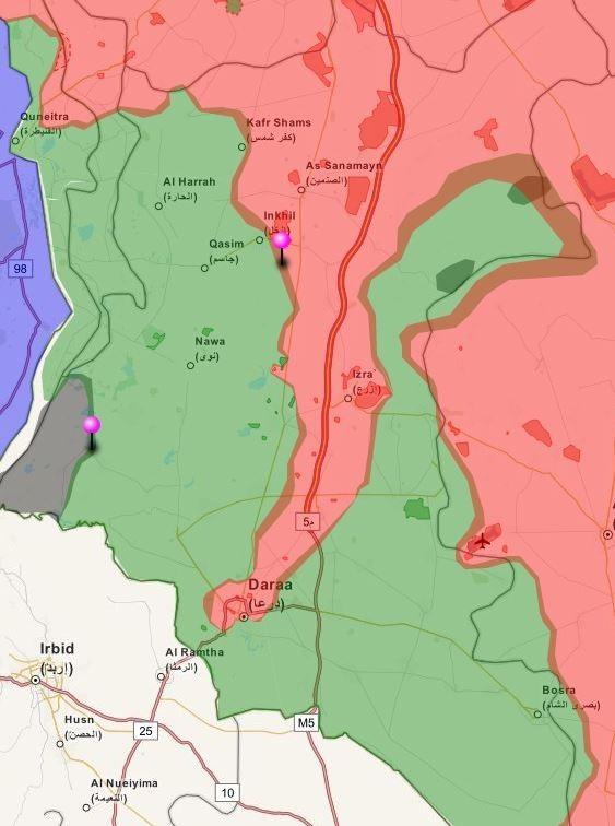 Chiến sự Syria sau hai tháng không kích dữ dội của không quân Nga (phần 2) ảnh 6