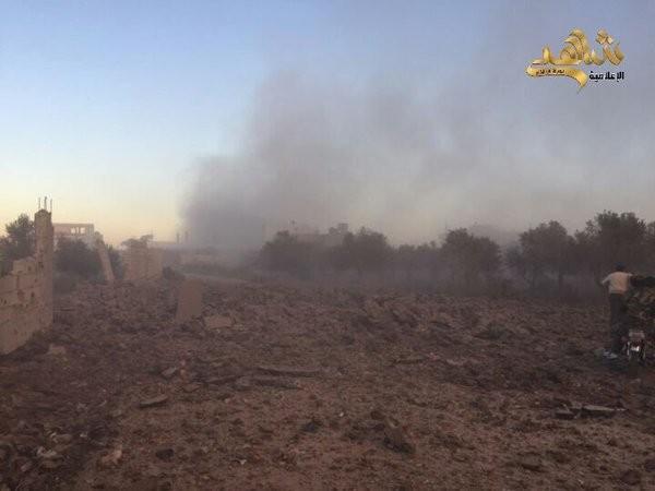 Chiến sự Syria nóng bỏng, Nga không kích ồ ạt, Thổ Nhĩ Kỳ đòi lập vùng cấm bay ảnh 5