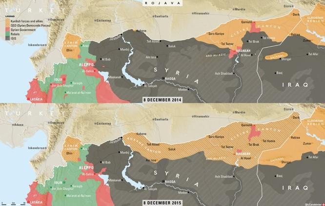 Chiến sự Syria nóng bỏng, Nga không kích ồ ạt, Thổ Nhĩ Kỳ đòi lập vùng cấm bay ảnh 10