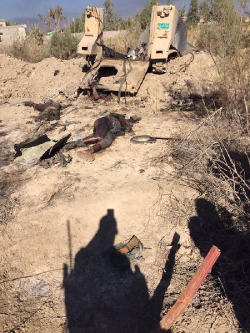 Chiến binh xạ thủ bắn tỉa IS người Chechnya bị tiêu diệt ở Iraq ảnh 1