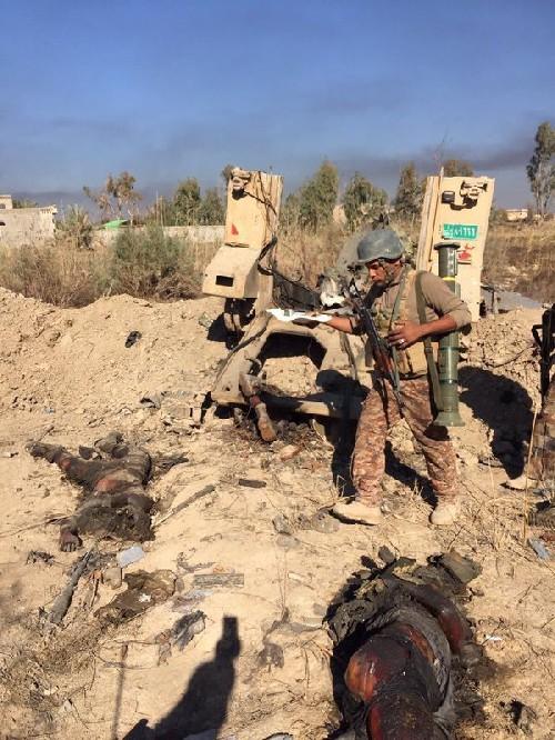 Chiến binh xạ thủ bắn tỉa IS người Chechnya bị tiêu diệt ở Iraq ảnh 2