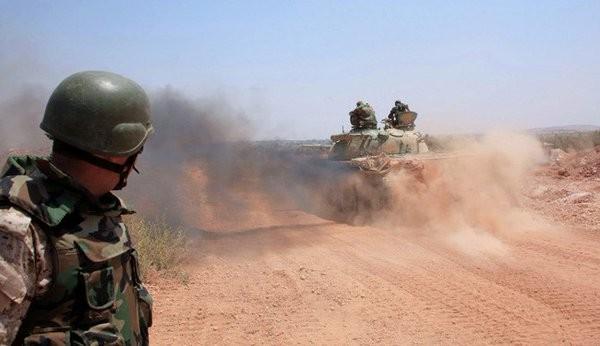 Căng thẳng chiến sự Syria, Iraq giành được thành phố Ramadi ảnh 3