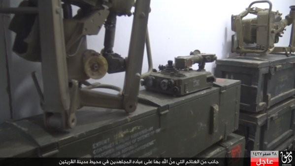Căng thẳng chiến sự Syria, Iraq giành được thành phố Ramadi ảnh 9