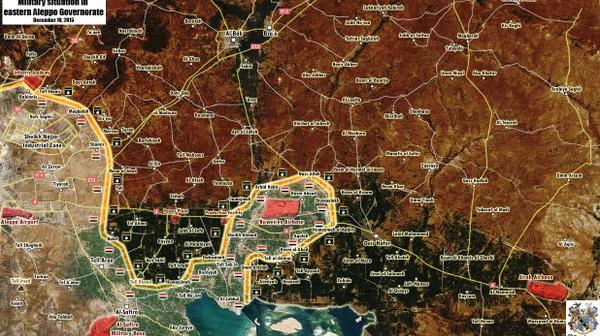 Quyết liệt tấn công, quân đội Syria buộc IS phải tháo lui ảnh 1