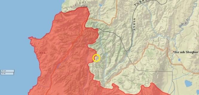 Quyết liệt tấn công, quân đội Syria buộc IS phải tháo lui ảnh 2
