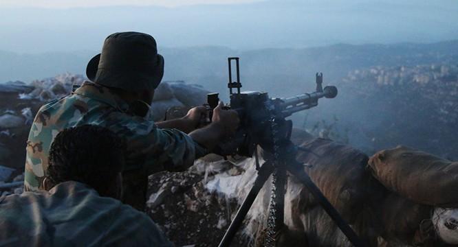 Quân đôi Syria nỗ lực tìm diệt khủng bố trên mọi chiến trường ảnh 5