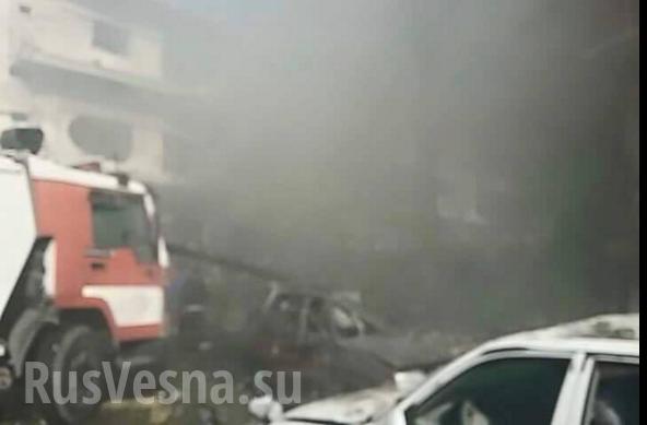 Sốc: Đánh bom tự sát khủng bố ở thành Homs, Syria ảnh 2