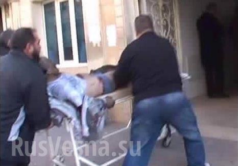 Sốc: Đánh bom tự sát khủng bố ở thành Homs, Syria ảnh 3