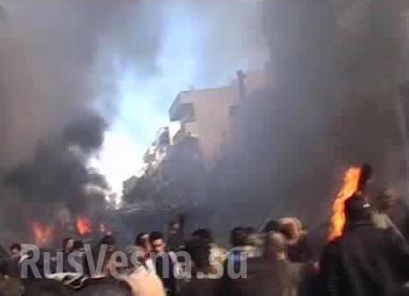 Sốc: Đánh bom tự sát khủng bố ở thành Homs, Syria ảnh 4