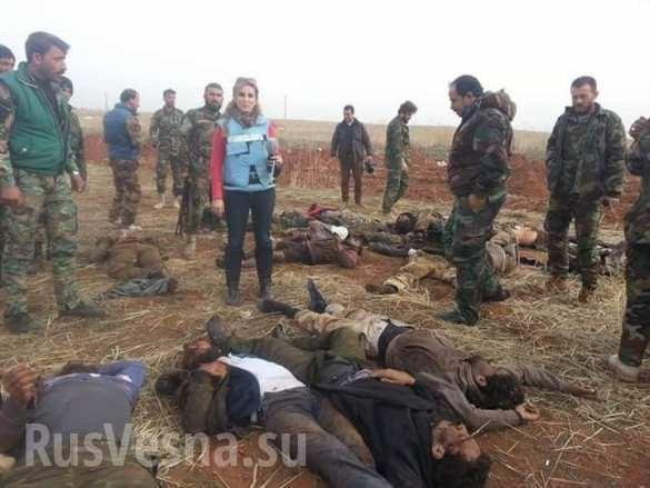 Aleppo, hàng trăm chiến binh IS bị tiêu diệt ảnh 2