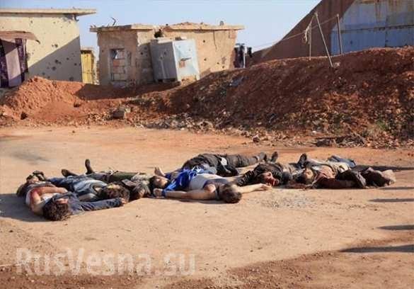 Aleppo, hàng trăm chiến binh IS bị tiêu diệt ảnh 3