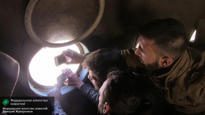 Cầu hàng không Mi-8: nguồn sống của Deir ez-Zor ảnh 8