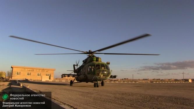 Cầu hàng không Mi-8: nguồn sống của Deir ez-Zor ảnh 5
