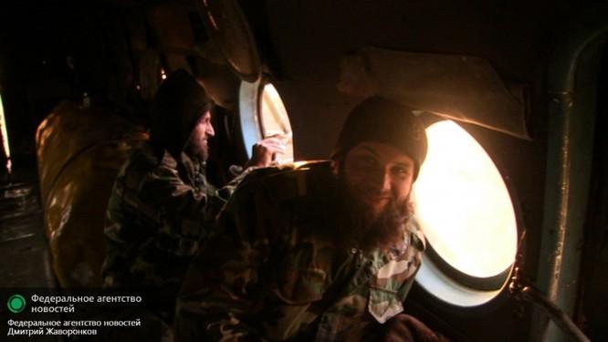 Cầu hàng không Mi-8: nguồn sống của Deir ez-Zor ảnh 6