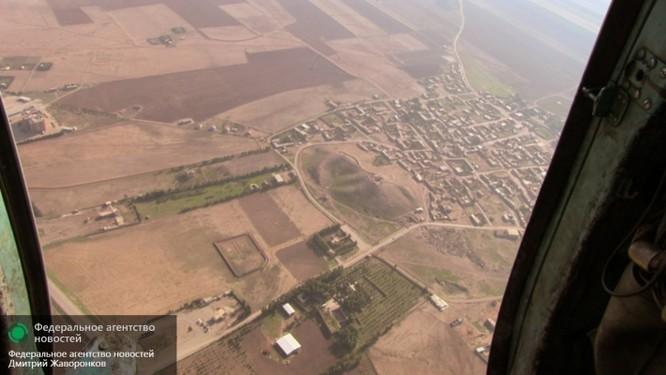 Cầu hàng không Mi-8: nguồn sống của Deir ez-Zor ảnh 7