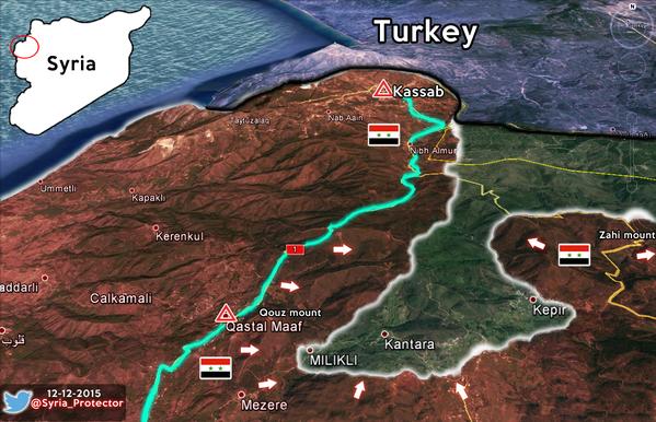 Chiến trường địa chính trị Syria thành chảo lửa ảnh 5
