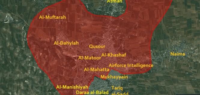 Syria dồn ép khủng bố, Nga tăng hỏa lực, nóng bỏng cuộc đấu chính trị ảnh 2