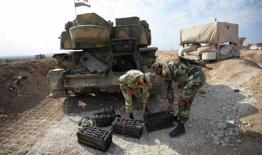 Syria dồn ép khủng bố, Nga tăng hỏa lực, nóng bỏng cuộc đấu chính trị ảnh 3