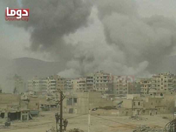 Syria dồn ép khủng bố, Nga tăng hỏa lực, nóng bỏng cuộc đấu chính trị ảnh 12