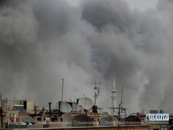 Syria dồn ép khủng bố, Nga tăng hỏa lực, nóng bỏng cuộc đấu chính trị ảnh 14