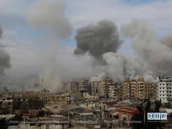 Syria dồn ép khủng bố, Nga tăng hỏa lực, nóng bỏng cuộc đấu chính trị ảnh 15