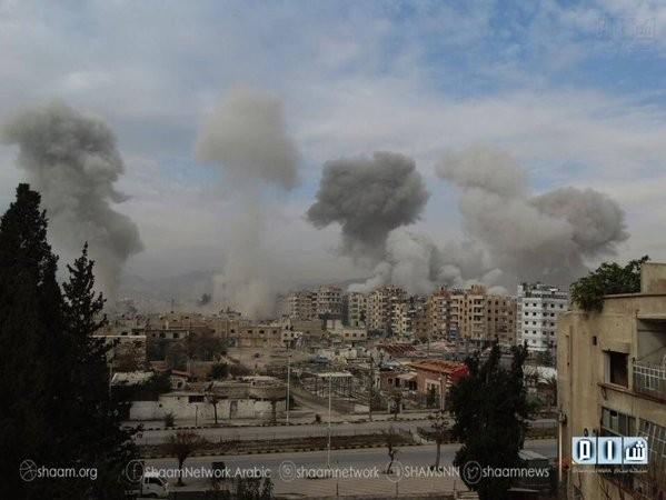 Syria dồn ép khủng bố, Nga tăng hỏa lực, nóng bỏng cuộc đấu chính trị ảnh 16