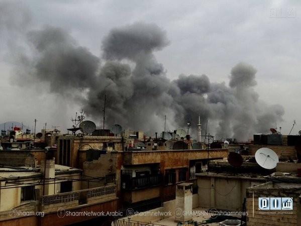 Syria dồn ép khủng bố, Nga tăng hỏa lực, nóng bỏng cuộc đấu chính trị ảnh 17