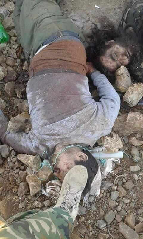 Quân đội Syria tiến sát biên giới Thổ Nhĩ Kỳ, nỗ lực cắt tiếp tế khủng bố ảnh 12