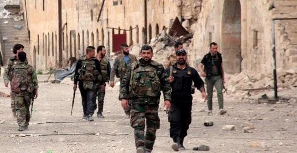 Quân đội Syria bao vây Salma, chuẩn bị đóng cửa biên giới Thổ Nhĩ Kỳ ảnh 10