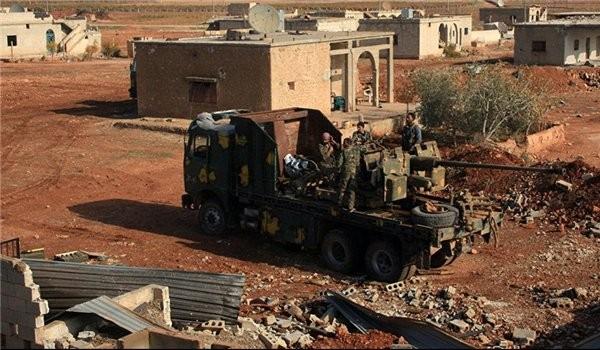 Quân đội Syria bao vây Salma, chuẩn bị đóng cửa biên giới Thổ Nhĩ Kỳ ảnh 11
