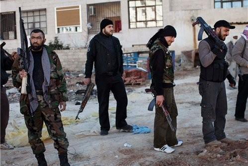 Quân đội Syria bao vây Salma, chuẩn bị đóng cửa biên giới Thổ Nhĩ Kỳ ảnh 16