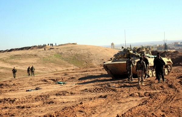 Quân đội Syria đánh chiếm Nuba, vây thành phố Salma trong vòng lửa ảnh 1