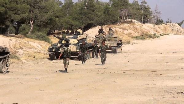 Quân đội Syria đánh chiếm Nuba, vây thành phố Salma trong vòng lửa ảnh 5