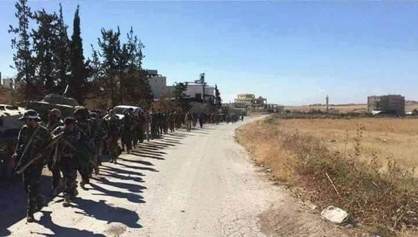 Quân đội Syria đánh chiếm Nuba, vây thành phố Salma trong vòng lửa ảnh 11