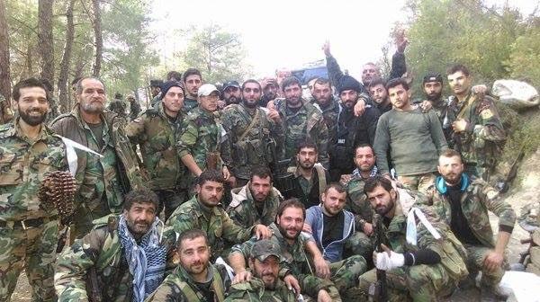 Quân đội Syria đánh chiếm Nuba, vây thành phố Salma trong vòng lửa ảnh 19
