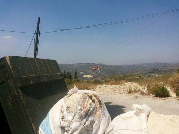 Quân đội Syria đánh chiếm Nuba, vây thành phố Salma trong vòng lửa ảnh 20