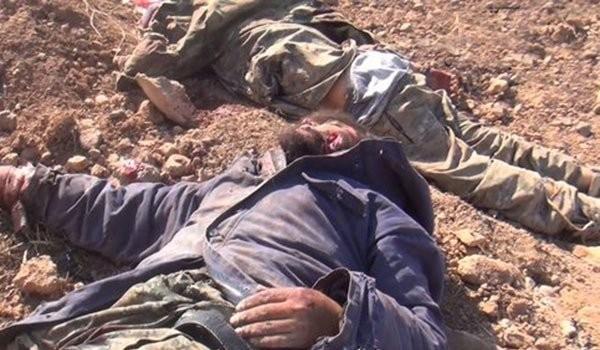 Quân đội Syria đánh chiếm Nuba, vây thành phố Salma trong vòng lửa ảnh 26