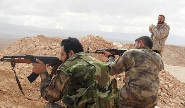 Quân đội Syria đánh ác liệt ở Latakia, tiến được 150 km ảnh 5