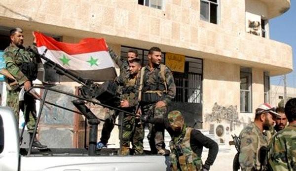 Quân đội Syria tăng cường tấn công, Nga mở hộp đen Su -24 ảnh 3