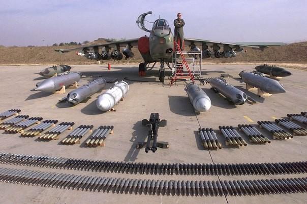 Quân đội Syria tăng cường tấn công, Nga mở hộp đen Su -24 ảnh 9