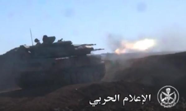 Quân đội Syria tăng cường tấn công, Nga mở hộp đen Su -24 ảnh 22